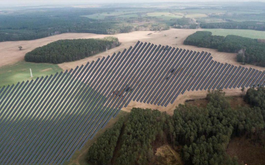 Sun Hunter przygotuje projekt jadnej z największych farm w Polsce – 300 ha