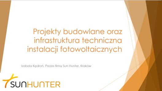 Pozwolenie na budowę farmy i infrastruktury sieciowej – prezentacja.